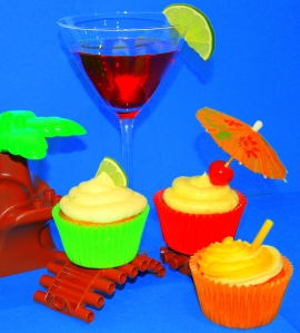 Post-exam cocktail cupcake anyone?