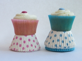 Royal Baby cupcakes