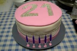 21st Victoria Sponge